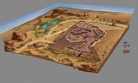 《末日撕裂者》斯芬克斯沙漠游览指南